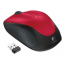 Мышка Logitech Wireless Mouse M235 (910-002497)  Red-Black