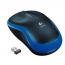 Мышка Logitech Wireless Mouse M185 Blue USB (910-002239)