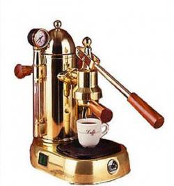 История кофемашин