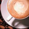 Миндальный кофейный напиток