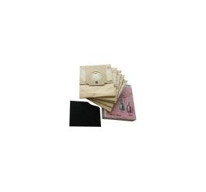 Сменные мешки / пылесборники 4 шт FIS FS 1903 G