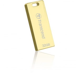 Флеш память USB TRANSCEND JETFLASH T3G USB 32GB (TS32GJFT3G) GOLDEN