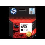 КАРТРИДЖ HP 650 (CZ101AE) BLACK