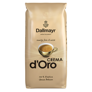 DALLMAYR CREMA D'ORO  z 1000 g