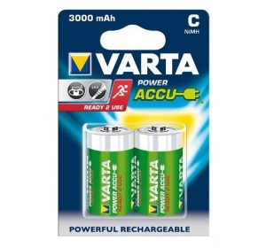 АККУМУЛЯТОР VARTA POWER ACCU C 3000MAH BLI 2 (56714101402)