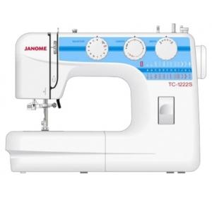 Швейная машина JANOME TC 1222 S