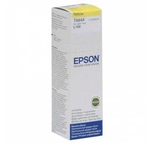 ЧЕРНИЛА EPSON L100/L200 YELLOW (C13T66444A) 70 МЛ
