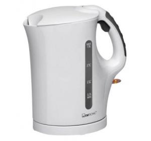Чайник CLATRONIC WK 3462 WHITE