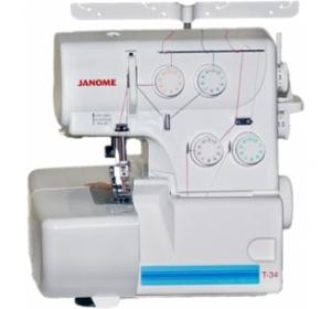 Швейная машина JANOME Т 34