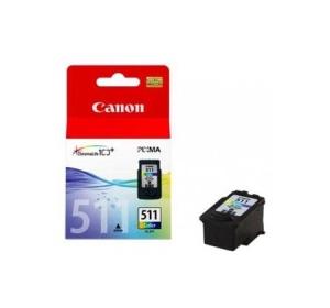 КАРТРИДЖ CANON CL-511 COLOR (2972B001)
