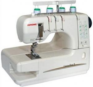 Швейная машина JANOME СOVER РRO II