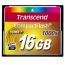 Карта памяти Transcend CF 16GB(1000X) (TS16GCF1000)