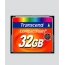 Карта памяти Transcend CF 32 Гб (133x) (TS32GCF133)