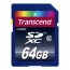 Карта памяти Transcend Ultimate SDXC 64GB Class 10 UHS-1 (TS64GSDXC10U1)