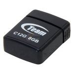 Флеш память USB TEAM 8 ГБ C12G BLACK (TC12G8GB01)
