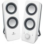 Акустическая система Logitech Z-200 (980-000811) White