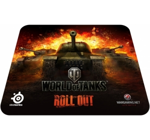 STEELSERIES QCK MASS WORLD OF TANKS EDITION (67269)