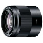 SONY 50MM F/1.8 BLACK FOR NEX (SEL50F18B.AE)