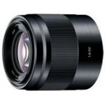 SONY 50MM F/1.8 BLACK FOR NEX (SEL50F18B.AE)