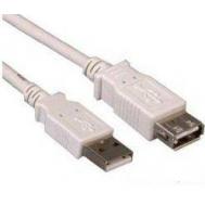 Удлинитель Atcom USB 2.0 0.8m AM/AF