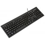 Клавиатура SVEN STANDARD 303 BLACK USB