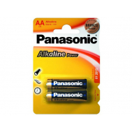 PANASONIC ALKALINE POWER AA BLI 2 (LR6REB/2BP)