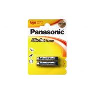PANASONIC ALKALINE POWER AAA BLI 2 (LR03REB/2BP)