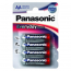 Panasonic EVERYDAY POWER AA BLI 4 ALKALINE (LR6REE/4BR)