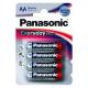PANASONIC EVERYDAY POWER AA BLI 4 ALKALINE (LR ...