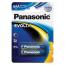 Panasonic EVOLTA AAA BLI 2 ALKALINE (LR03EGE/2BP)