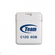 Флеш память USB USB TEAM 8GB C12G (TC12G8GW01) ...