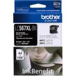 BROTHER XL (LC567XLBK) (MFC-J2310) BLACK