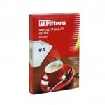 Фильтры для кофеварок FILTERO Premium 4 РН 002882