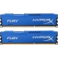 DDR3 2x4 ГБ 1600 МГц PC3-12800 Kingston HyperX Fury Blu (HX316C10FK2/8)