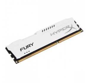 DDR3 4 ГБ 1600 МГЦ PC3-12800 KINGSTON HYPERX FURY WHITE (HX316C10FW/4)