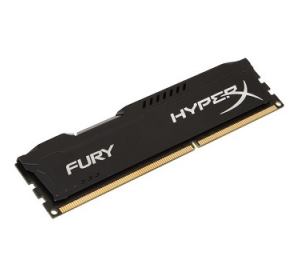 DDR3 4 ГБ 1600 МГЦ PC3-12800 KINGSTON HYPERX FURY BLACK (HX316C10FB/4)