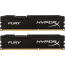 DDR3 2 x 8 ГБ 1866 МГЦ Kingston Fury Black (HX318C10FBK2/16)