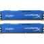 DDR3 2 x 8 ГБ 1866 МГЦ Kingston Fury Blue (HX318C10FK2/16)