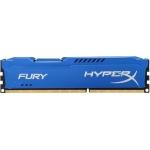 DDR3 4 ГБ 1866 МГЦ KINGSTON FURY BLUE (HX318C10F/4)