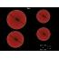 Электрическая варочная поверхность WHIRLPOOL AKT 8090 NE