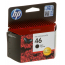 HP No.46 (CZ637AE) (DJ Ink Advantage 2020hc/2520hc) Black