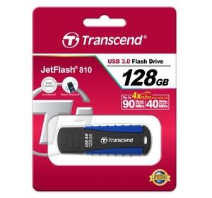 Флеш память USB USB 3.0 TRANSCEND JETFLASH 810 128GB RUGGED (TS128GJF810)