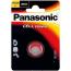 Panasonic CR 1620 BLI 1 LITHIUM (CR-1620EL/1B)