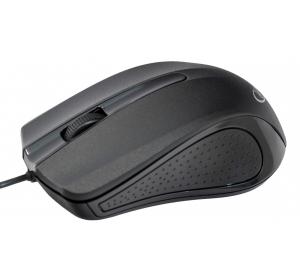 Мышка GEMBIRD MUS-101 USB BLACK