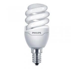 PHILIPS E14 8W 220-240V WW 1PF/6 TORNADO T2 MINI (929689174303)