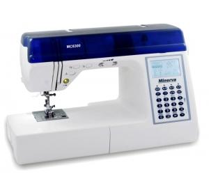 Швейная машина MINERVA MC8300
