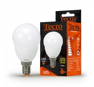 TECRO T-G45-5W-3K-E14