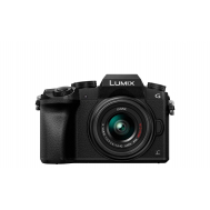 PANASONIC LUMIX DMC-G7 KIT 14-42MM BLACK (DMC- ...