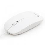 Мышка GEMBIRD MUS-103-W WHITE