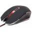 Мышка Gembird MUSG-001-R Black\Red